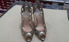皮具鞋子洗护补伤补色代金券