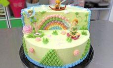 烘焙时光8英寸花仙子蛋糕