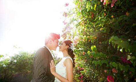 浪漫满屋婚纱摄影