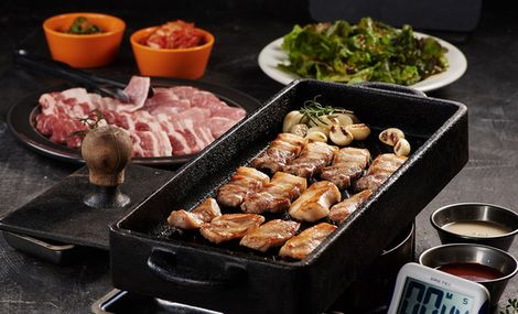 N2U韩国熨斗烤肉(世界城店)