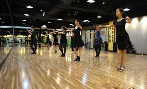 壹号舞蹈专业拉丁舞中心