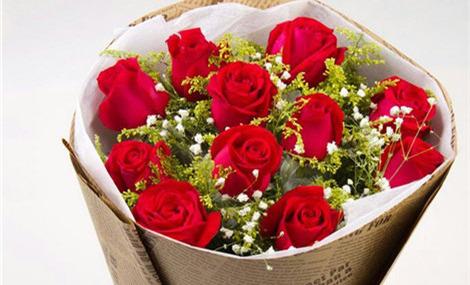 唯美盛典婚庆鲜花