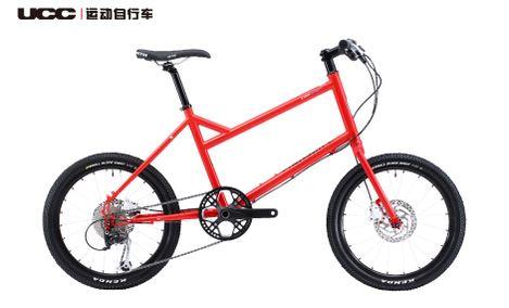 【东四十条】UCC运动自行车