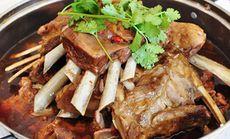 京城一绝炭烤羊蝎子4人餐