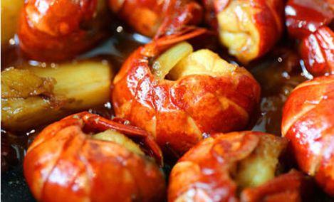 虾叨叨小龙虾(白塔路店)