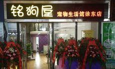 铭狗屋宠物生活馆(徐东店)