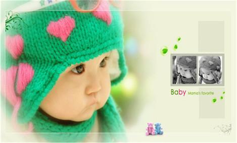 禧娃娃孕婴摄影