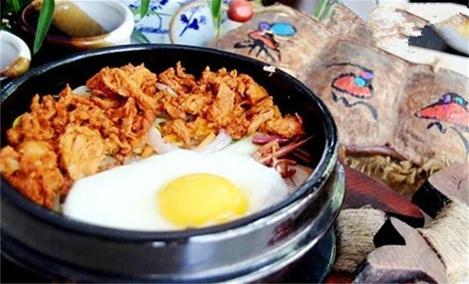 阿信石锅饭