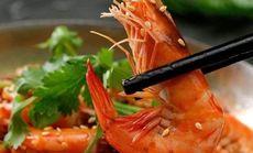 虾吃虾涮4到5人餐