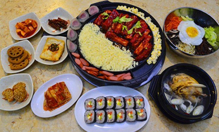 大长今韩国料理