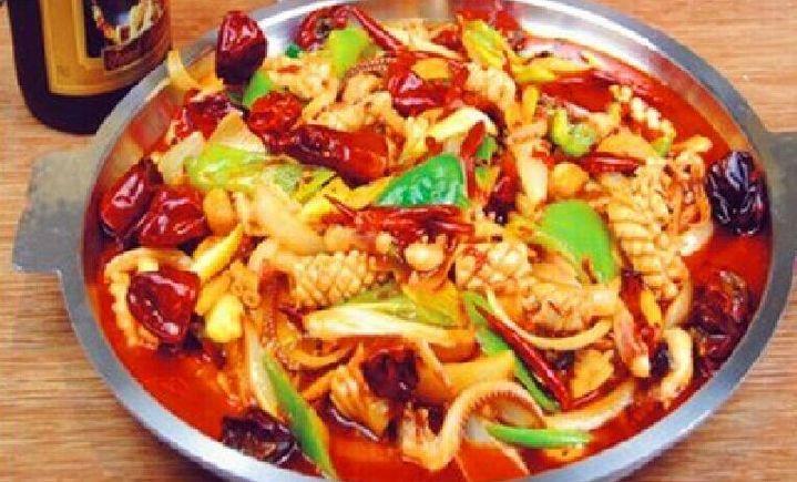 回味麻辣香锅(嵩江中路店)