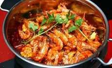 虾吃虾涮超值双人餐