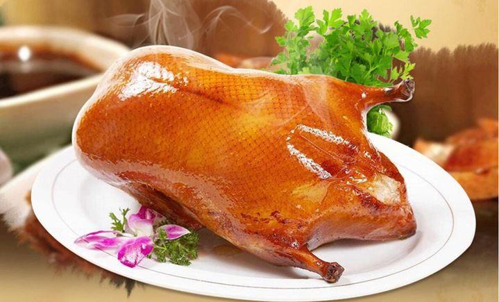 老北京烤鸭涮羊肉