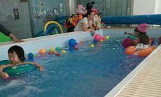 江南宝贝婴幼儿游泳套餐