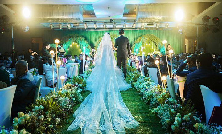 花漾婚礼会馆