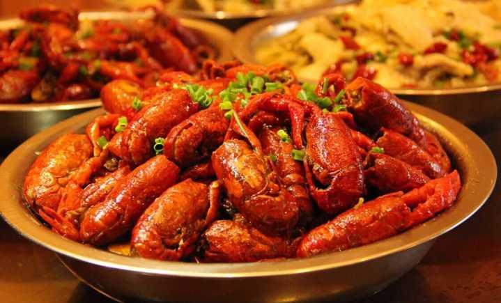 利哥油焖大虾