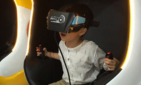 黑科技VR体验馆