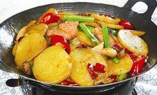 新疆阿娜尔餐厅五人餐