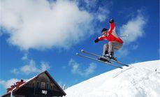 八达岭滑雪场周末4小时滑雪