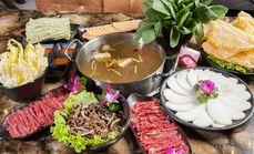 高兴一锅双人牛肉火锅套餐
