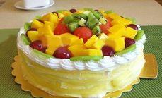 茗记甜品6英寸蛋糕