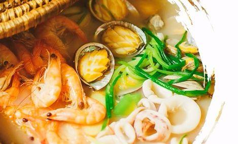 妙厨老爹泉水蒸汽石锅鱼(金州国际店)