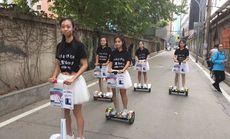 济南平衡车专卖店