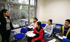 汉高英语培训中外教授课