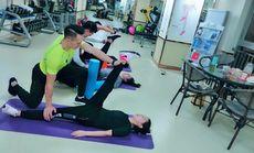 中田健身单人私教课程3次