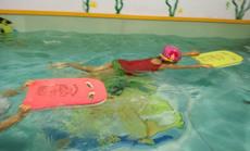 龙宝教育儿童游泳体验团购