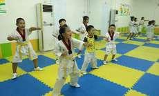 踏瑶艺术少儿跆拳道体验课