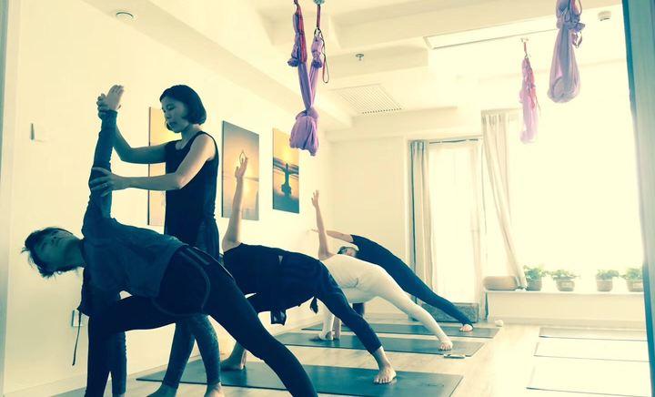 狄梵思瑜伽