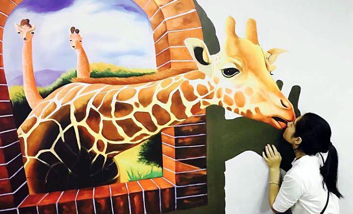 杭州5D错觉艺术馆