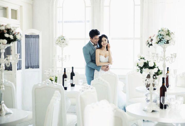 韩国爱慕婚纱摄影(安贞店)