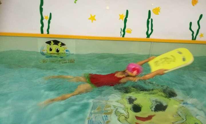 龙宝教育儿童游泳馆
