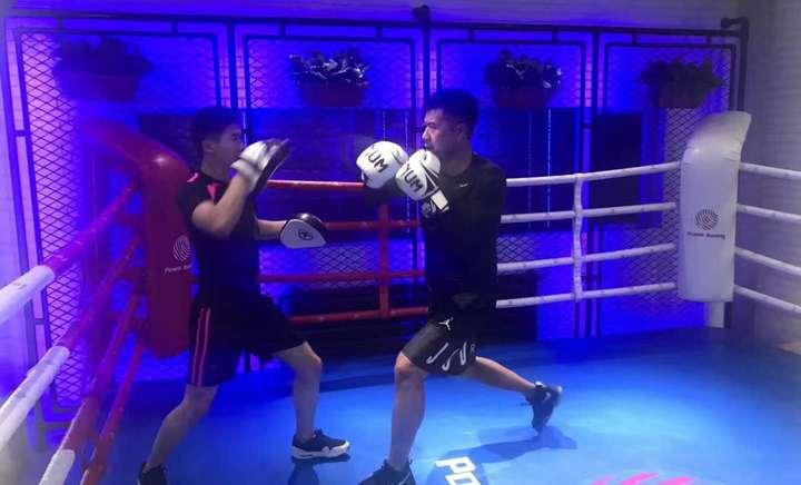 全能力拳击健身工作室