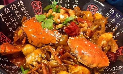 秀记肉蟹煲