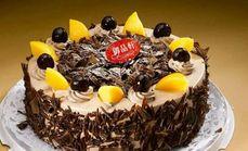 皖金牛慕斯蛋糕