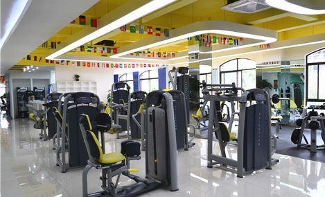 泊伦健身俱乐部