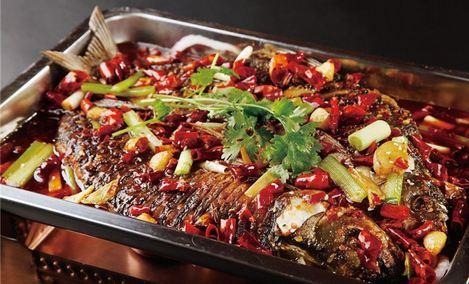 瓦缸特色烤鱼