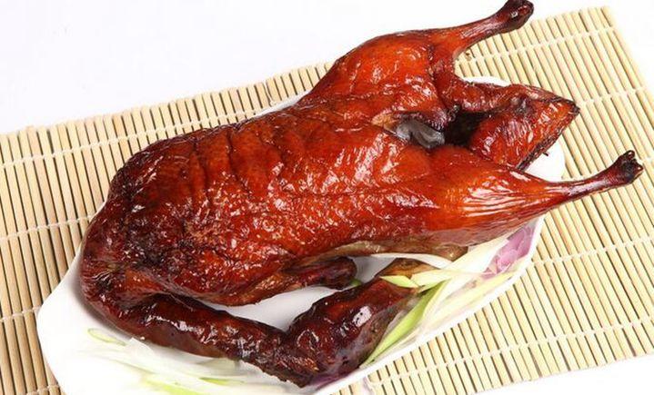 香酥老酒鸭