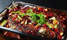 川渝美食烤鱼套餐
