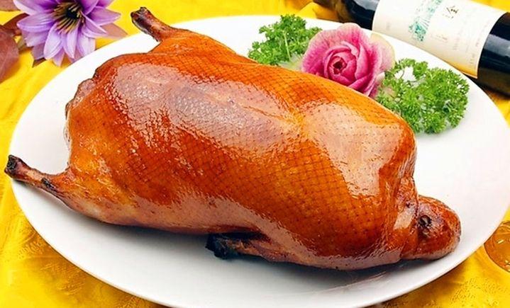 北京爆烤鸭