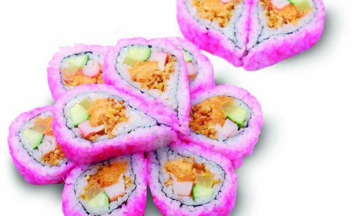 金樱花寿司