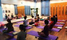 洁瑜伽私教体验课