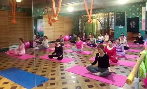 贵阳别院瑜伽培训学校