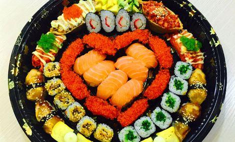 铁人外带寿司