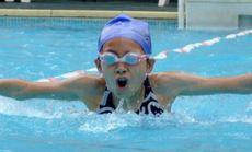 英派斯儿童一对一私教游泳班