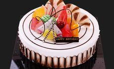 味多味美水果蛋糕8选1