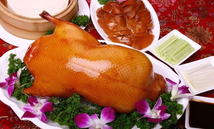 洪湖野生烤鸭